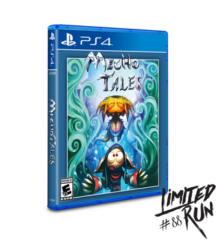 Mecho Tales LRP-54 (Playstation 4)