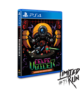 NeuroVoider LRP-44 (Playstation 4)