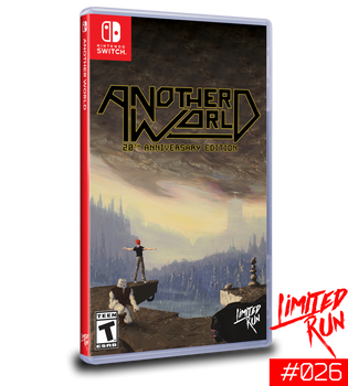 Another World LR-26 (Nintendo Switch)