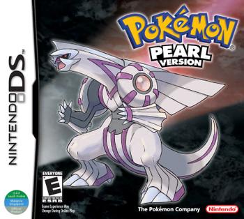 Pokemon Pearl (Nintendo DS) [UAE]