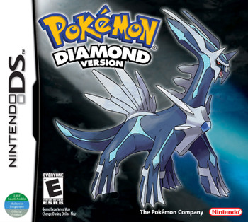 Pokemon Diamond (Nintendo DS) [UAE]