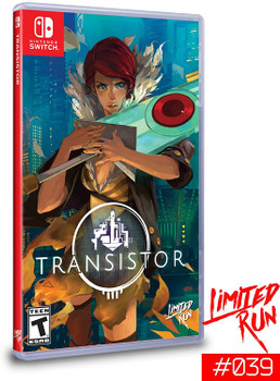 Transistor LR-30 (Nintendo Switch)