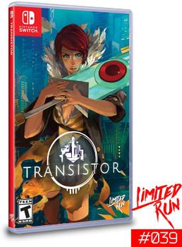 Transistor LR-39 (Nintendo Switch)