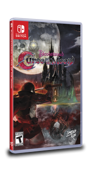 Bloodstained: Curse of the Moon LR-31 (Nintendo Switch)