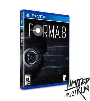Forma.8 LRV-85 (PlayStation Vita)