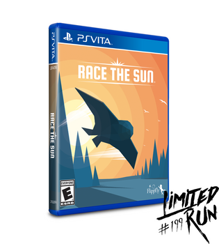 Race the Sun LR-V74 (PlayStation Vita)