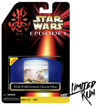 Star Wars Episode I: Racer Classic Edition (Nintendo 64) Limited Run