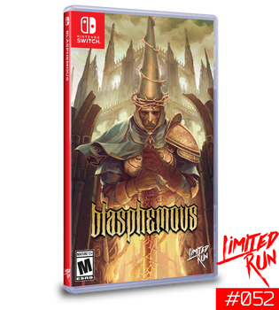Blasphemous LR-52 (Nintendo Switch)