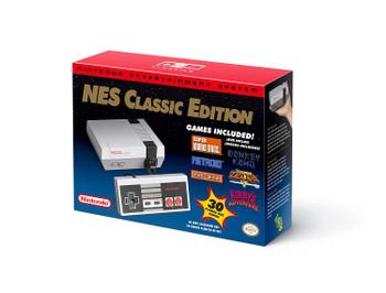 Nintendo Entertainment System: NES Classic Edition (NES Mini)