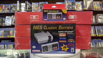 Nintendo Entertainment System: NES Classic Edition (NES Mini)