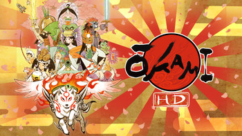 OKAMI: ZEKKEIBAN (Nintendo Switch) [ENGLISH MULTI LANGUAGE]