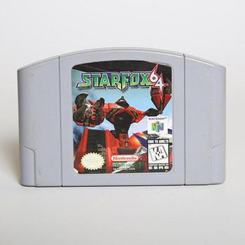 Starfox N64 (USED)