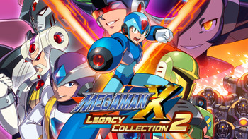 ROCKMAN X ANNIVERSARY COLLECTION 2 (Nintendo Switch) [ENGLISH MULTI LANGUAGE]