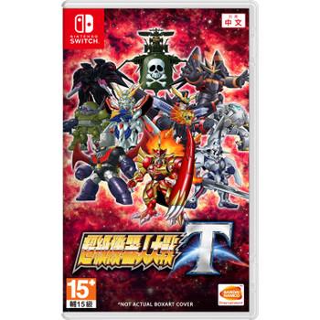 SUPER ROBOT WARS T (Nintendo Switch) [ENGLISH MULTI LANGUAGE]