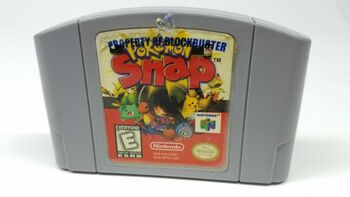 Pokemon Snap n64 (USED)