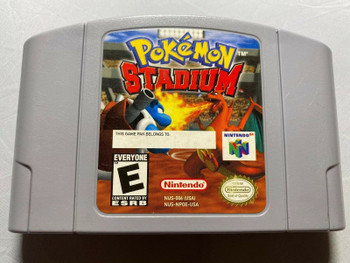 Pokemon Stadium N64 (USED)