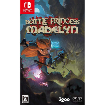 BATTLE PRINCESS MADELYN (Nintendo Switch) [ENGLISH MULTI LANGUAGE]