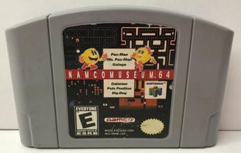 Namco Museum N64 (USED)