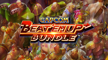 CAPCOM BELT ACTION COLLECTION (Nintendo Switch) [ENGLISH MULTI LANGUAGE]