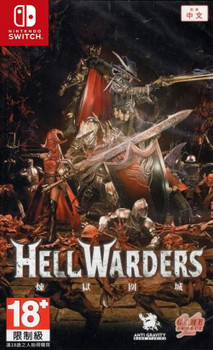 Hell Warders (Nintendo Switch) [ENGLISH MULTI LANGUAGE]