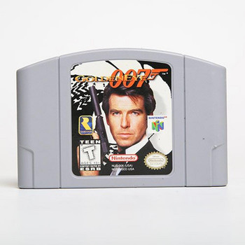 GoldenEye 007 N64 (USED)