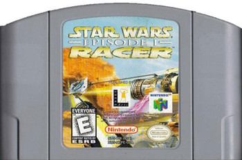 Star Wars Episode I: Racer N64 (USED)