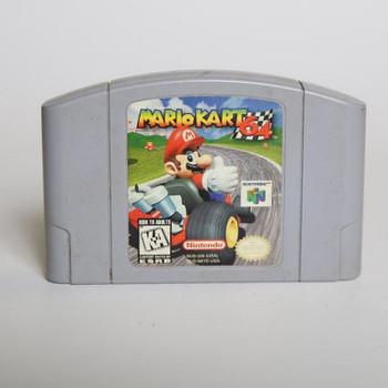 Mario Kart 64 N64 (USED)