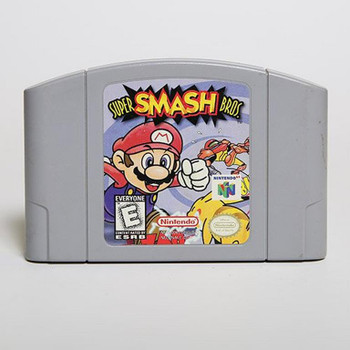 Super Smash Bros. N64 (USED)