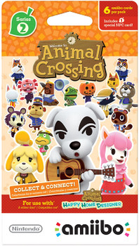 Animal Crossing Amiibo Cards Series 2
