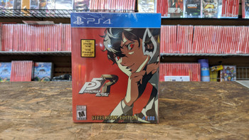Persona 5 Royal: Steelbook Launch Edition [PlayStation 4]