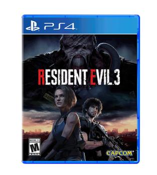 Resident Evil 3 [PlayStation 4]