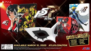 Persona 5 Royal: Phantom Thieves Edition [PlayStation 4]
