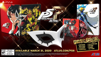 Persona 5 Royal: Phantom Thieves Edition [PlayStation 4]