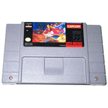 Disney's Aladdin USED (SNES)