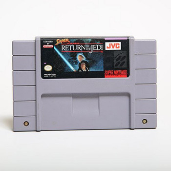 Star Wars: Super Return of The Jedi USED (SNES)