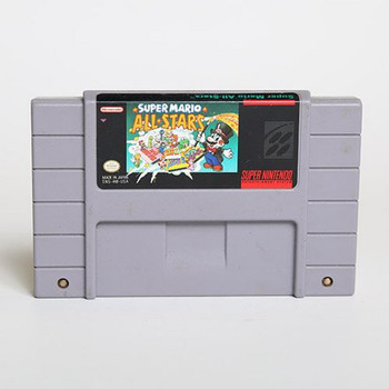 Super Mario All-Stars USED (SNES)