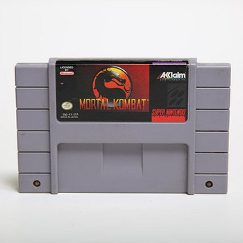 Mortal Kombat USED (SNES)