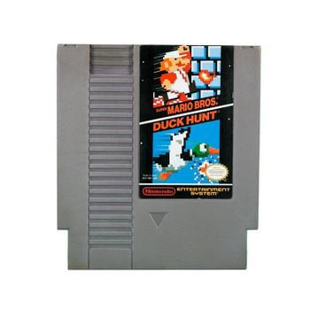 Super Mario Bros. and Duck Hunt USED (NES)