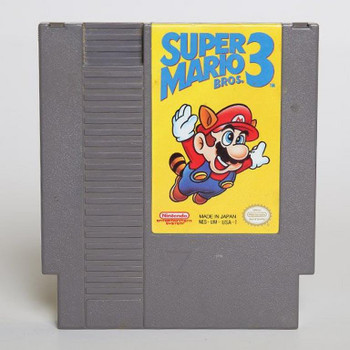 Super Mario Bros. 3 USED (NES)