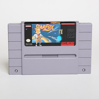 Star Fox USED (SNES)