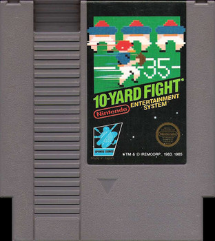 10-Yard Fight USED (NES)