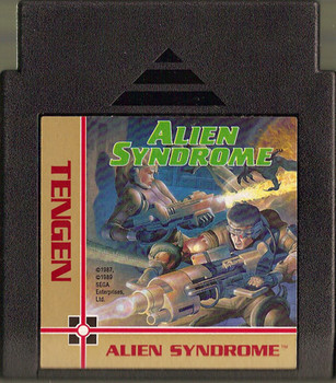 Alien Syndrome USED (NES)