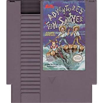 Adventures of Tom Sawyer USED (NES)