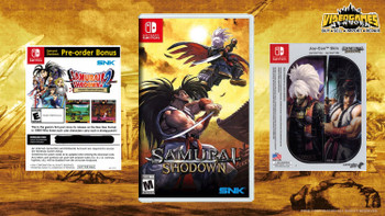 Samurai Shodown [Nintendo Switch]