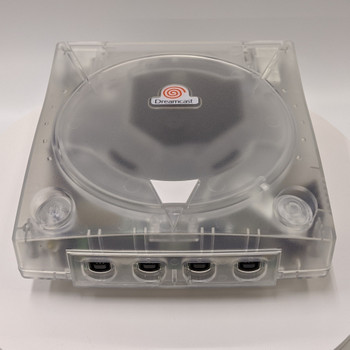Sega Dreamcast System - CLEAR [USA] Orange Jewel
