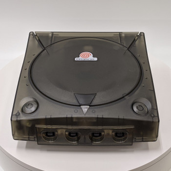 Sega Dreamcast System - CLEAR SMOKE [USA] Orange Jewel