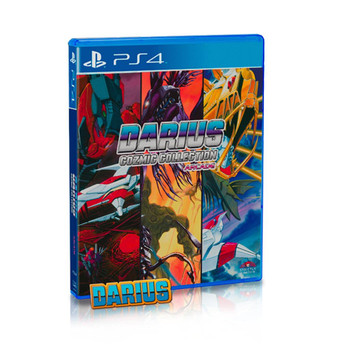 Darius Cozmic Collection Arcade (PlayStation 4)