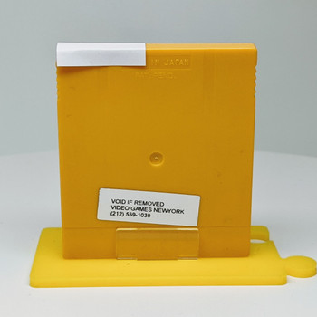 Pokemon Yellow Version (Gameboy) USED