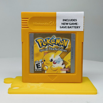 Pokemon Yellow Version (Gameboy) USED