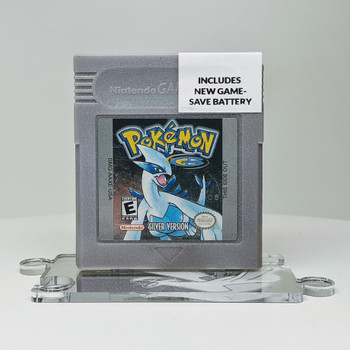 Pokemon Silver Version (Gameboy) USED